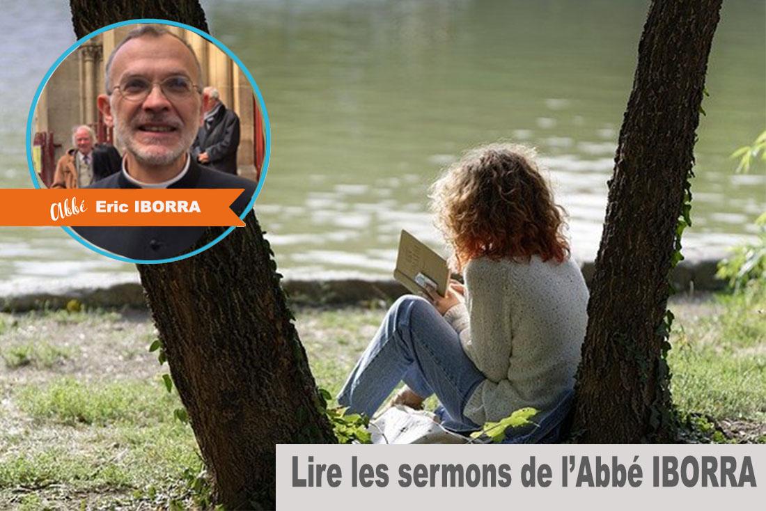Homélies Abbé Iborra
