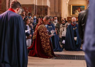 Ordre constantinien - Chemin de Croix